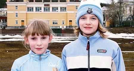 beautiful sports girls